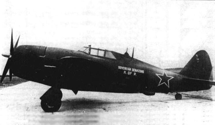 Ases soviéticos en Lend-Lease Fighters. Parte de 5. Mustangs, Thunderbolts y Douglas