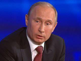 La política exterior llamó a Putin el político más influyente del planeta.