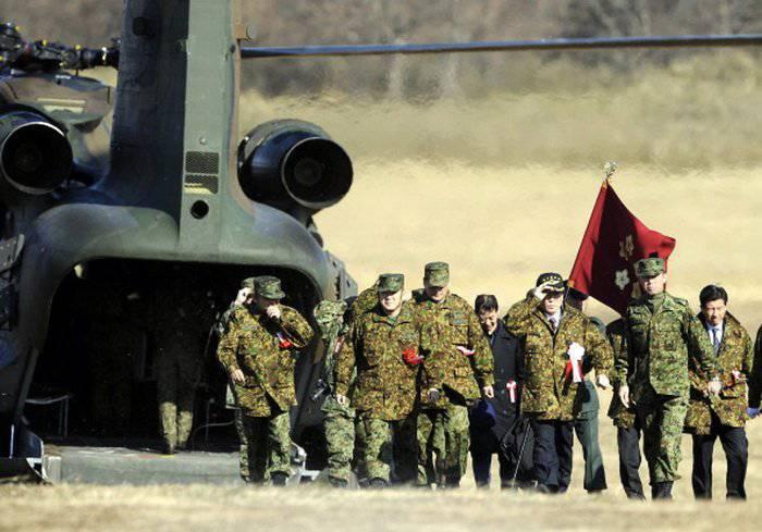 Япония замахнулась на войну с Китаем, КНДР и Россией?
