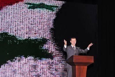 राष्ट्रपति बशर अल-असद: देशभक्ति गतिविधि एक ऐसा बाम है जो समाज के घावों को ठीक करेगा