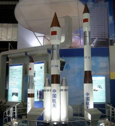 China está preparando armas anti-satélite. Estados Unidos está muy preocupado