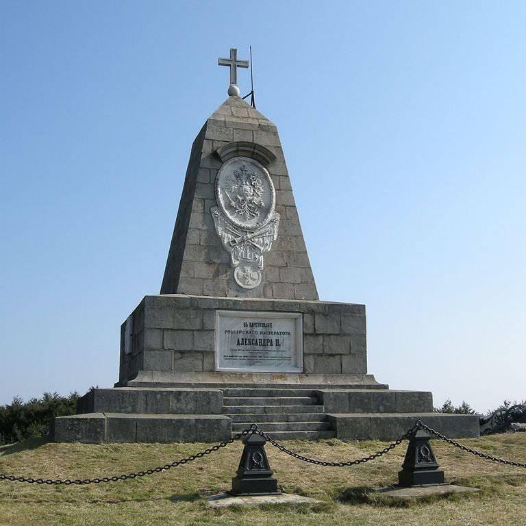 135 лет назад русская армия одержала победу в битве за Шипку