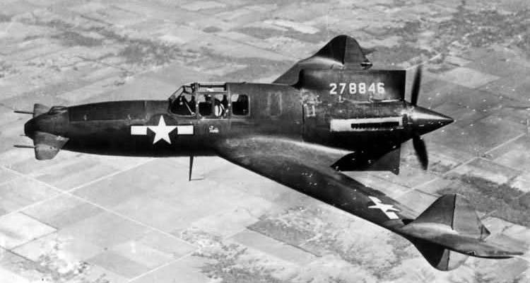 Avión experimental americano CW-24B
