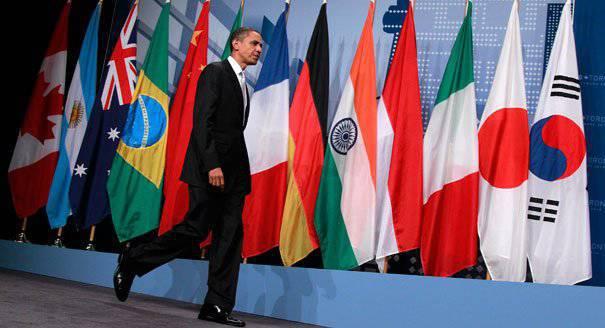 अमेरिका: एक विश्व नेता या एक छत पर एक स्लीपवॉकर?
