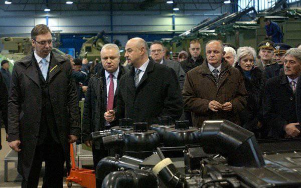 Serbia: ¿el renacimiento de la industria de defensa nacional con la participación de Rusia?