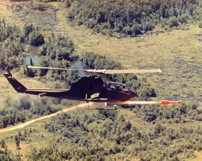Defensa aérea y la pérdida de helicópteros de ataque.