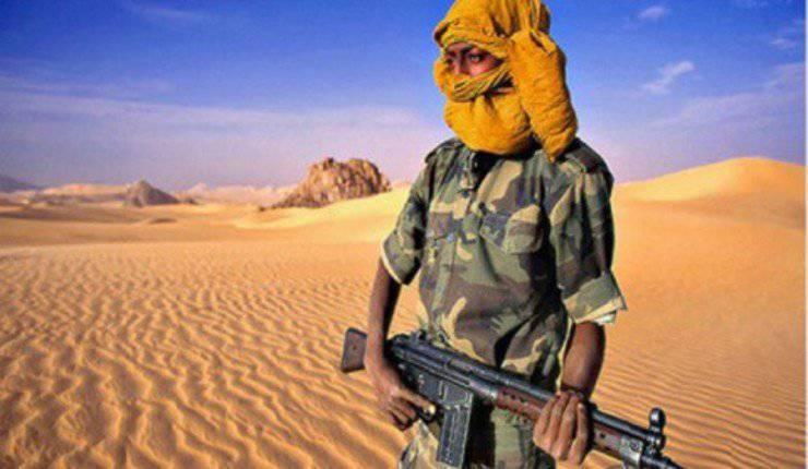 В Апреле Франция начнет выводить войска из Мали