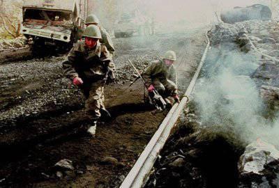 Enero 14 - Día de las fuerzas del oleoducto