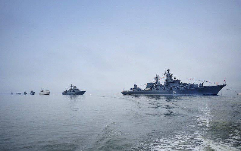 Grupos navales TTX frente a las costas de Siria
