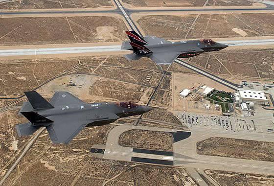 """Turquía pospuso la compra de los dos primeros aviones F-35 """"Lightning-2"""""""