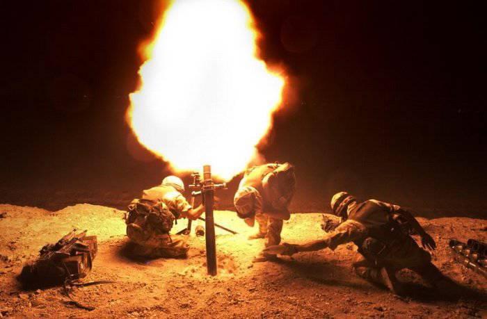 Высокоточные боеприпасы для пехоты