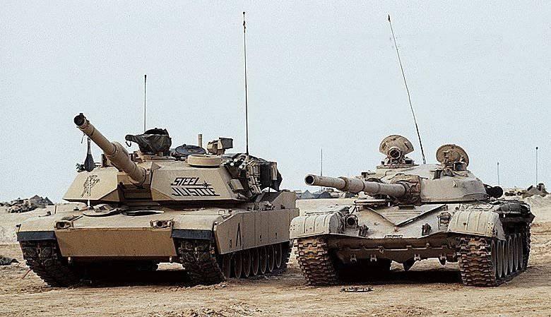 ¿Qué piensan los yanquis sobre los tanques rusos?