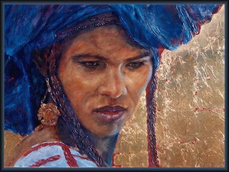 图阿雷格人。 未知的战争