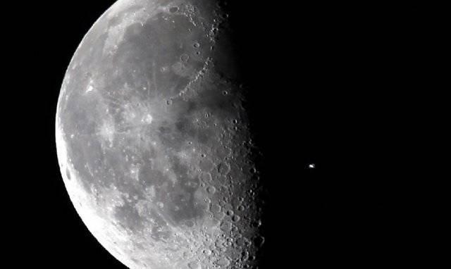 En 2015, Rusia lanzará una sonda de investigación Luna-Glob-1.