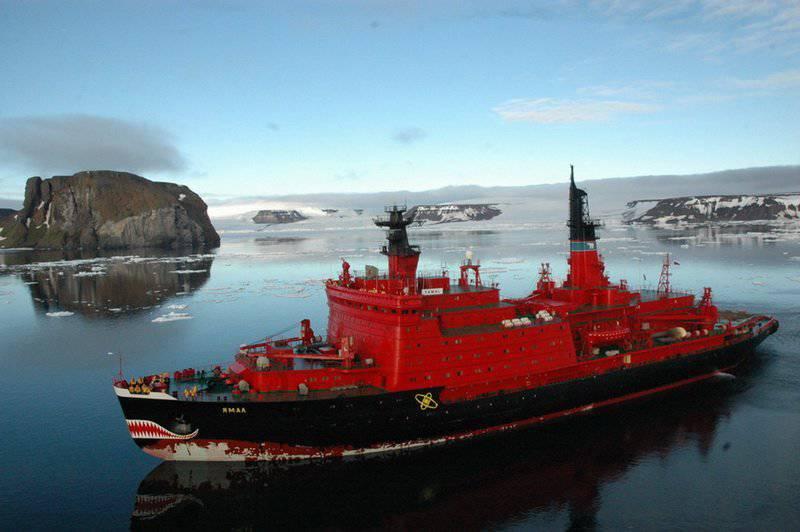 """En el Ártico aparecerá BMP """"Caballero"""" con un motor de turbina de gas."""
