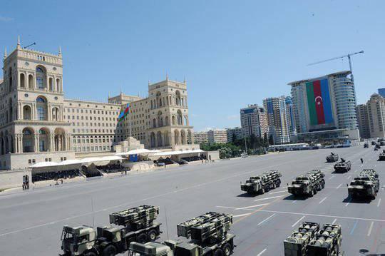 С кем собирается воевать Азербайджан?