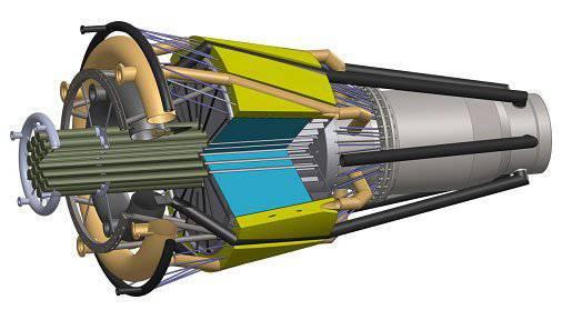 Centrales nucleares espaciales