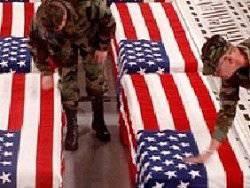 73,846 soldados estadounidenses muertos en las guerras del golfo