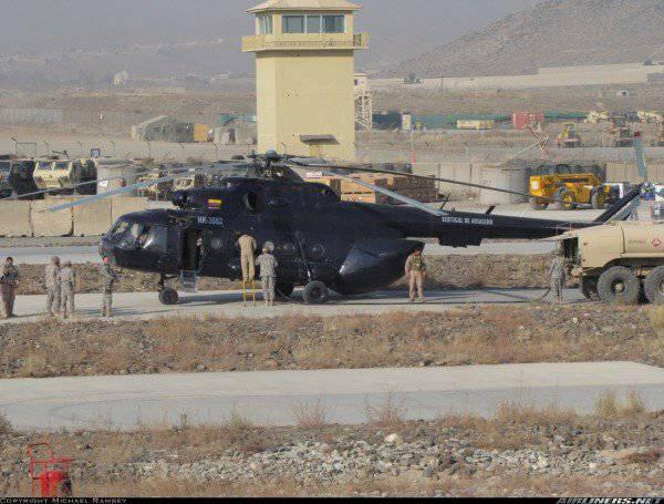 Turntables para apoyar: revelaciones de un piloto de helicóptero privado en Afganistán