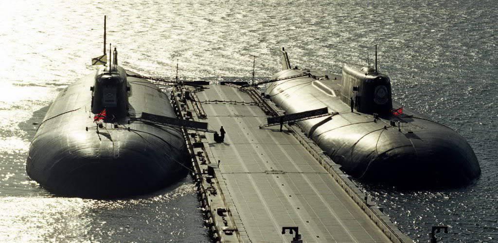 видео о подводных лодках 955 борей