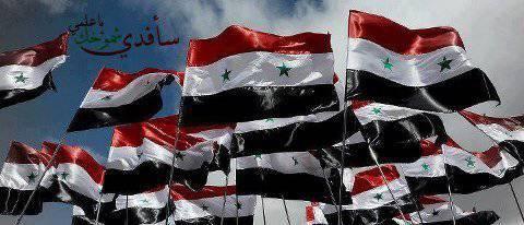Информационная война против Сирии продолжается