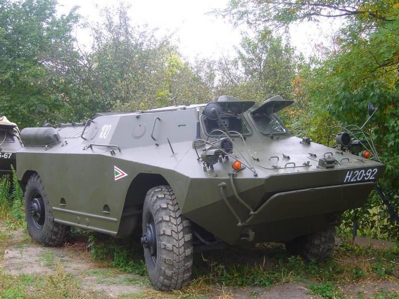 Carros blindados húngaros FUG y PSZH-IV.