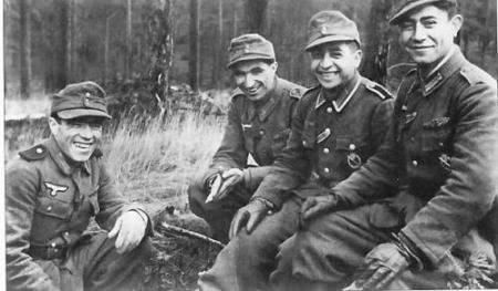 Es hora de responder, o de nuevo a la pregunta de los legionarios azerbaiyanos de la Wehrmacht