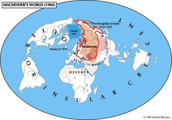 El corazón de Eurasia