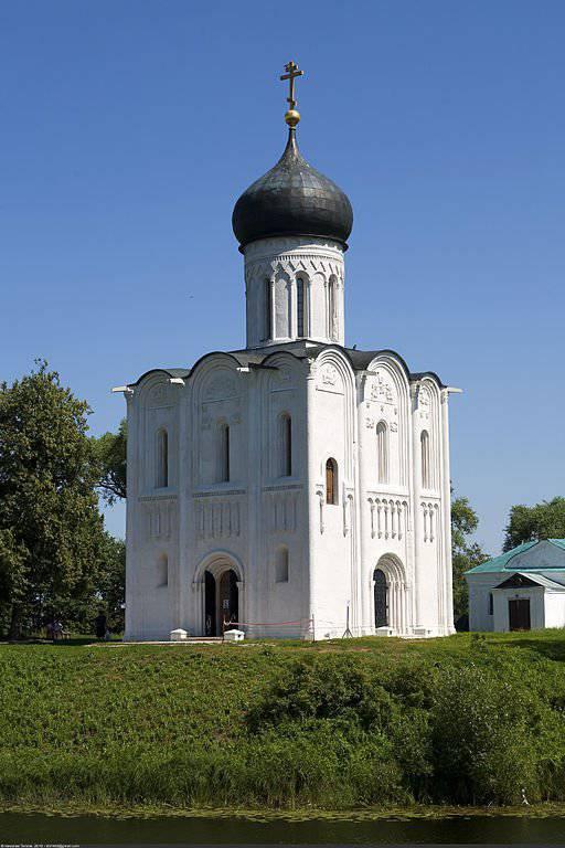 Andrei Bogolyubsky y la creación de Vladimir Rusia. La lucha contra las intrigas de Bizancio. Parte 2