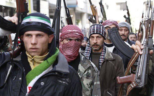Los rebeldes sirios pueden morir de vergüenza (strategypage.com Estados Unidos)