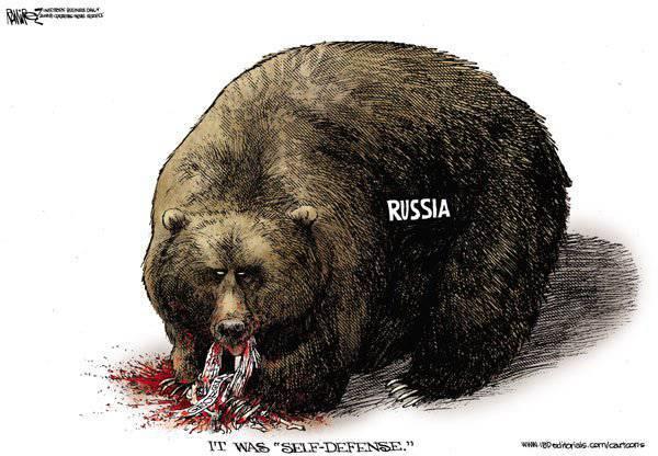Sobre la vitalidad única de la rusofobia.