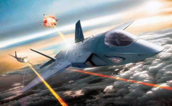 लेजर हथियार प्रणालियों ने पिछले वर्ष में 5 शक्ति में सुधार किया है।