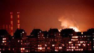 सर्बिया: नाटो का यूरेनियम आलिंगन