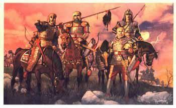 Рыцари Великой Скифии