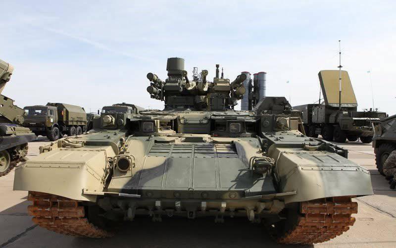 """पश्चिमी मीडिया: """"टर्मिनेटर"""" - एक्सएनयूएमएक्स का टन टैंक हत्यारा, हत्यारा जो नरक भी हिलाता है"""