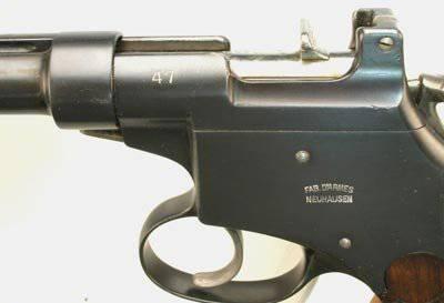 """शटर के बिना """"अर्ध-स्वचालित"""" बंदूक मन्नलीचेरा"""