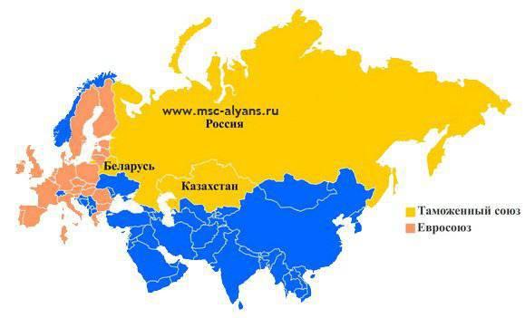 """""""Solo la entrada en la Unión Aduanera evitará la revolución fascista en Ucrania"""""""