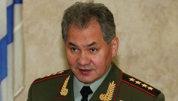 रक्षा मंत्रालय के लिए उपकरण रूस में उत्पादित किए जाने चाहिए, शोईगु ने कहा