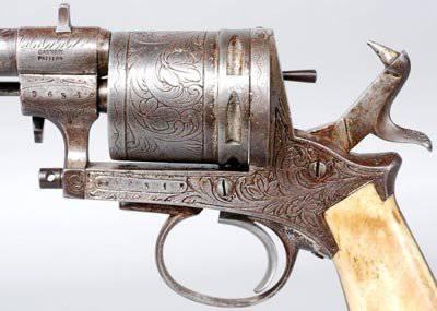 Револьверы компании Gasser