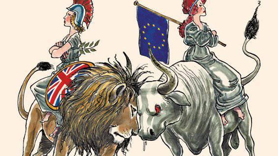 ЕС в шаге от распада: срочная встреча по итогам Brexit