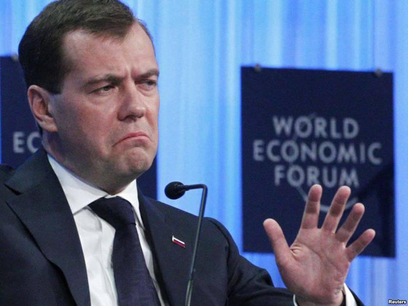 ¿Es Medvedev un pato cojo o agente de influencia estadounidense?