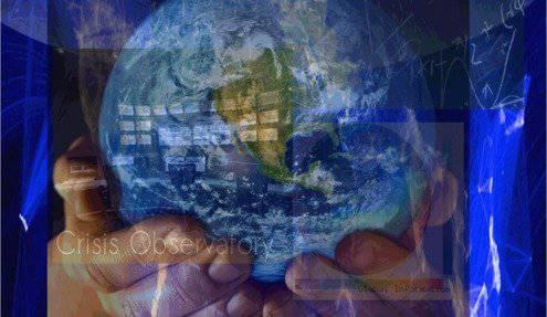 Globalistas: robo de tecnología.