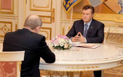 Когда Виктор Янукович перестанет играть в Скарлетт О'Хара?