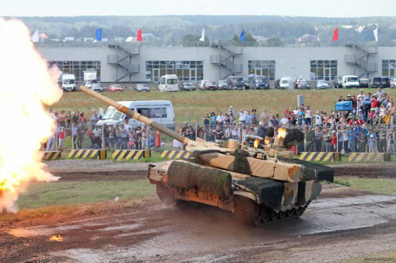Т-90МС – «новое вино в старой бутылке»?