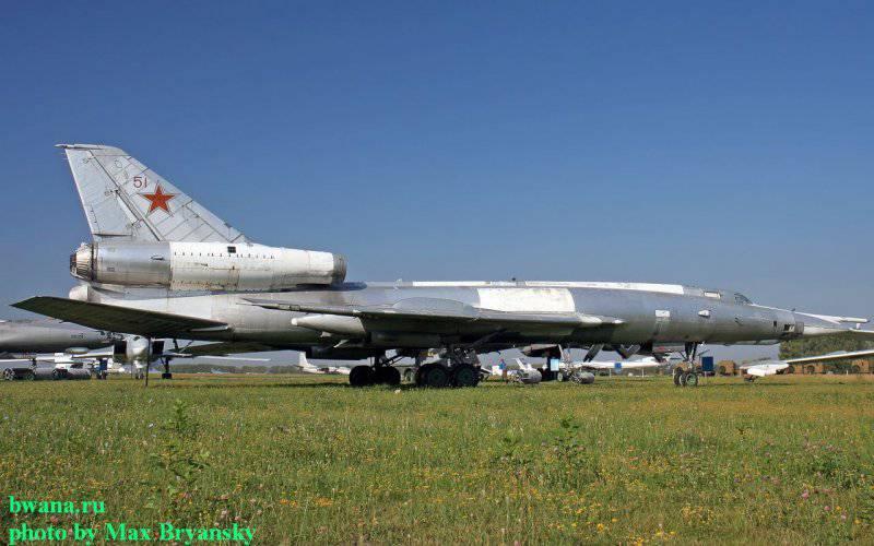 Семейство Ту-22/22М