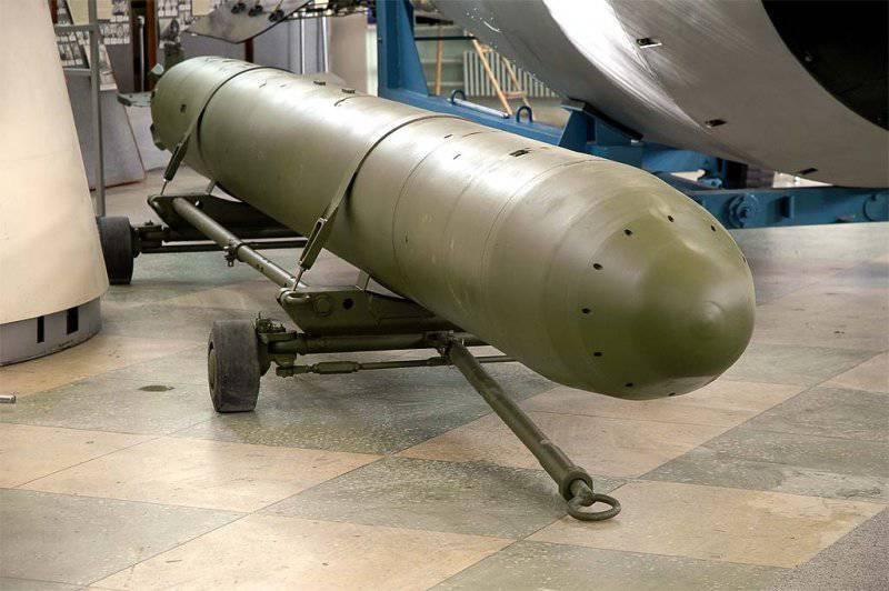 Советские ядерные торпеды Т-15 и Т-5