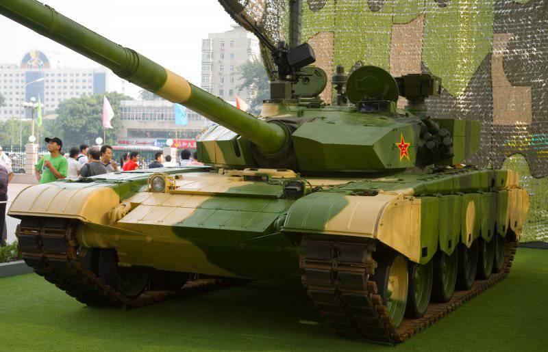 Танк «Тип 99»: главное – не перехвалить