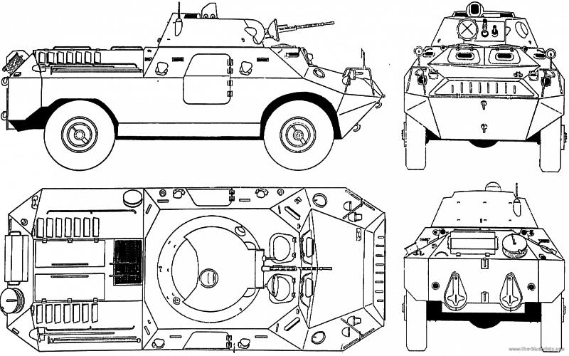 Венгерские бронеавтомобили FUG и PSZH-IV
