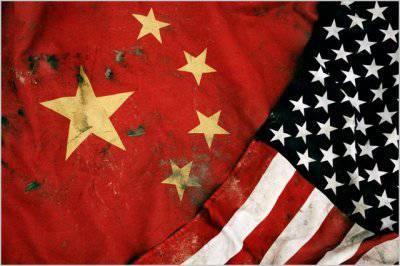 США и Япония: война против Китая в 2013 году