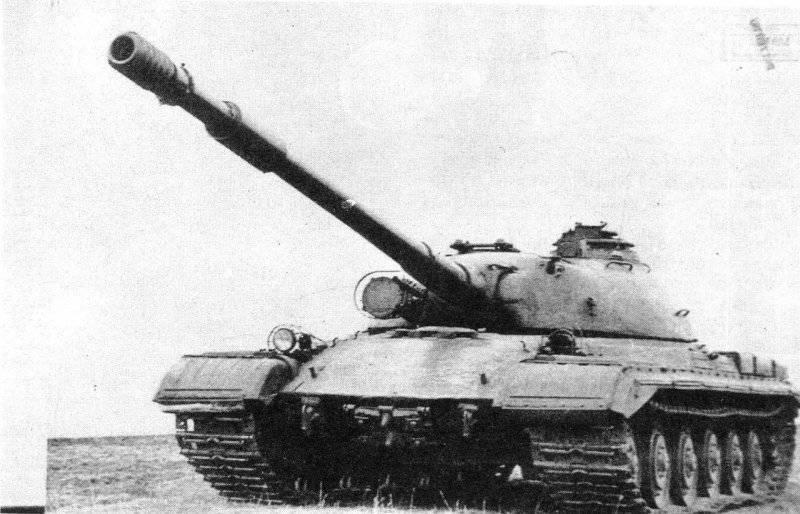 Советский опытный тяжелый танк «Объект 770»